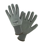 West Chester 730TGU Cut Resistant Polyurethane Coated Gloves Size XS - 12 pr.